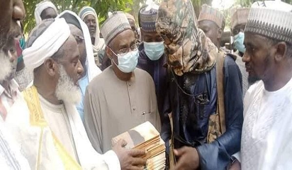 Our negotiations with Bandits have lessened Bandit attacks – Sheikh Gumi 3