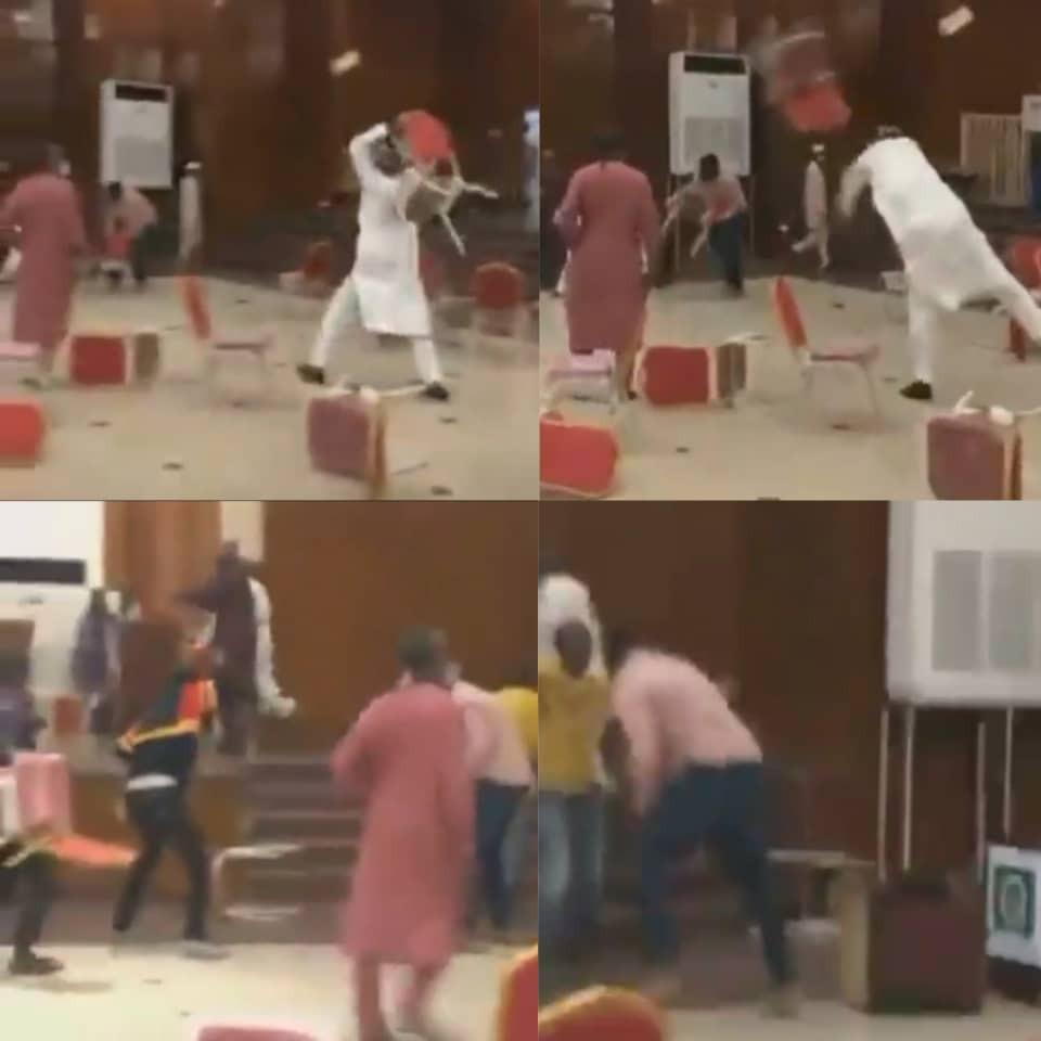 Many injured as APC members clash at Kwara stakeholders' meeting 3