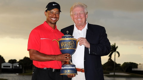 Trump wishes Tiger Woods a speedy recovery after car crash 3