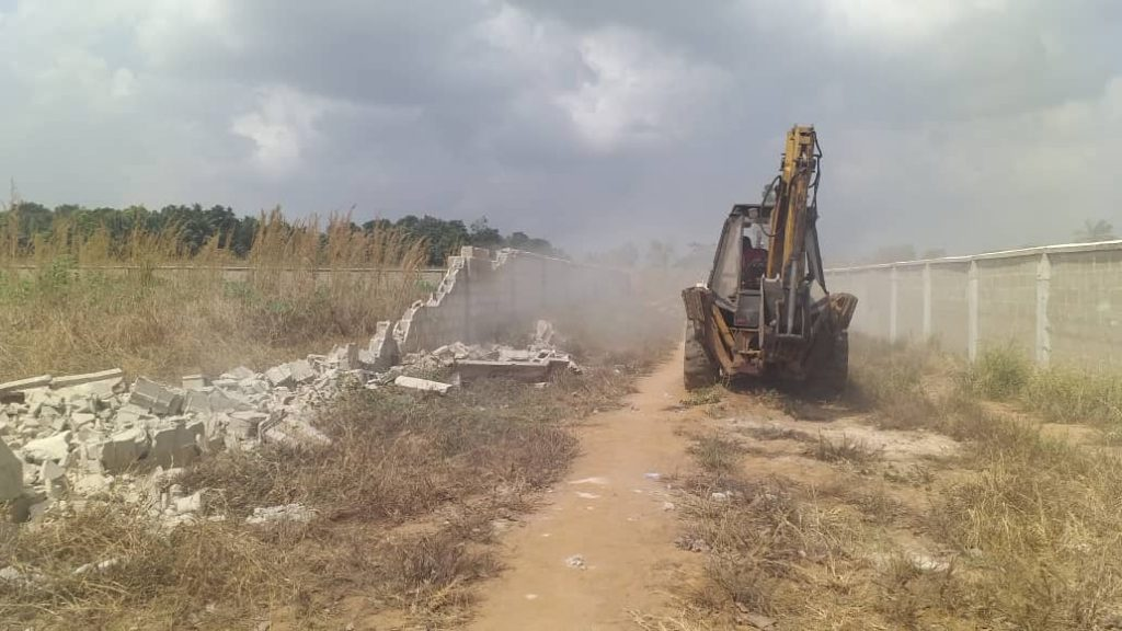 Anambra govt reclaims 100 plots of land from illegal occupants at Igbariam 3