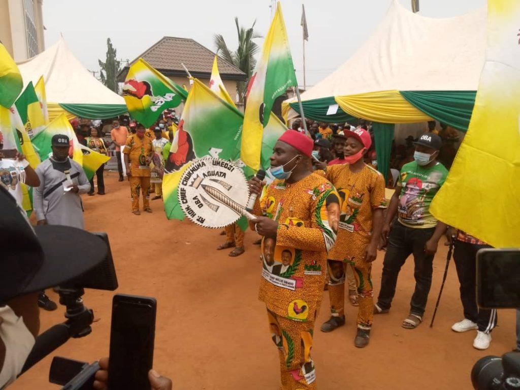 Federal Lawmaker Umeorji joins Anambra 2021 guber race on APGA platform 3