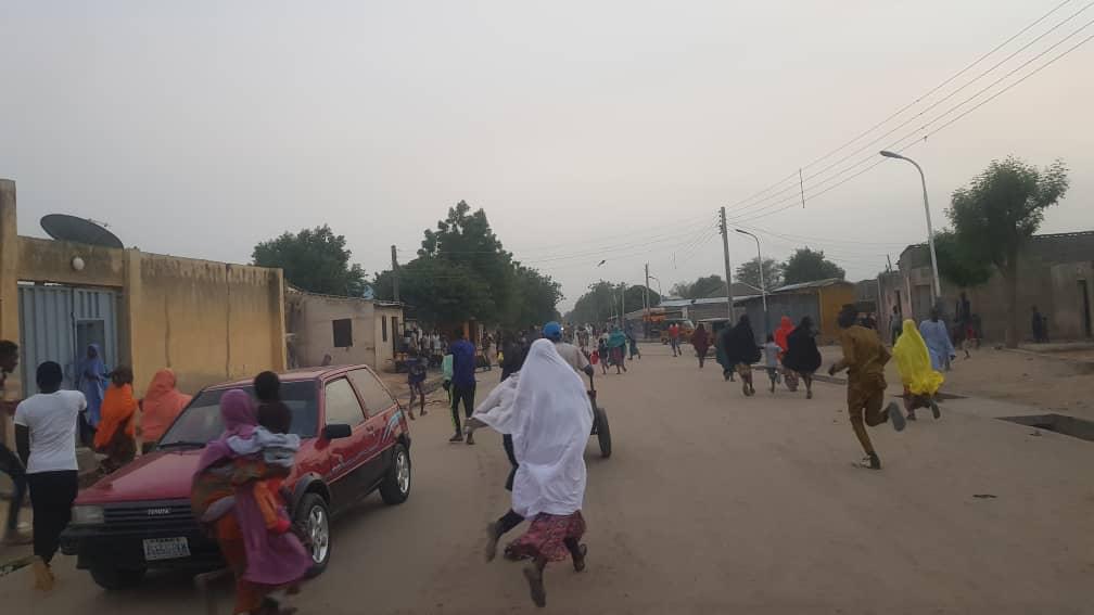 13 killed, 40 others injured in rocket attack on Maiduguri 3