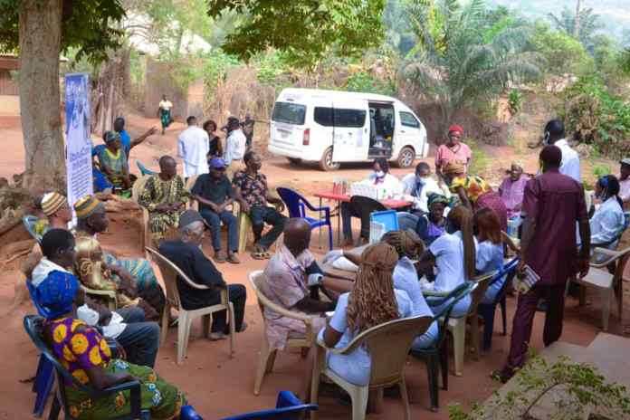 Enugu begins home-to-home medical services for aged persons (Photos) 2