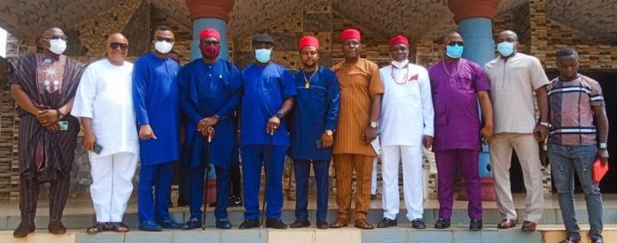 Anambra Guber 2021: APGA members jubilates to Soludo's visit, imminent declaration 1