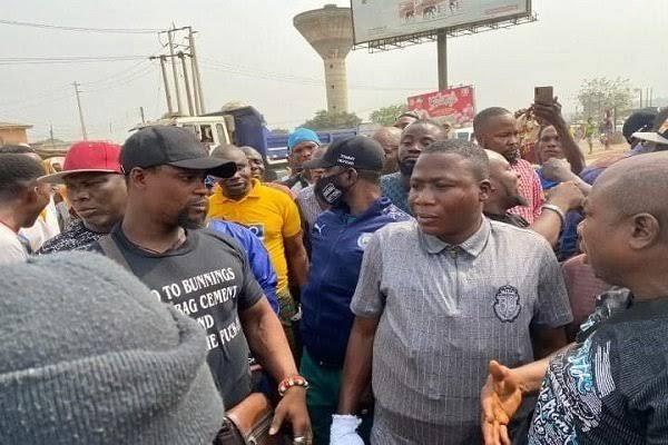 DSS denies attempting to arrest Sunday Igboho 3