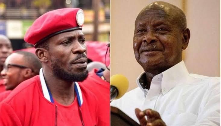 Uganda's opposition leader Bobi Wine challenges Museveni's win in court 3