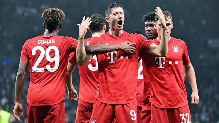 Bayern beat Al Ahly to set up Club W'Cup final clash with Tigres 3