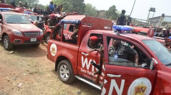 Suspected herdsmen kill two, burn Amotekun vehicle in Ondo 3