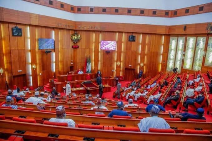 Declare state of emergency over security issues - Senate tells Buhari 3