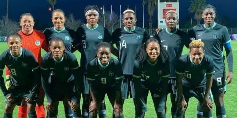 Nigeria's Super Falcons thrash Equatorial Guinea 9-0, wins Turkish cup 3