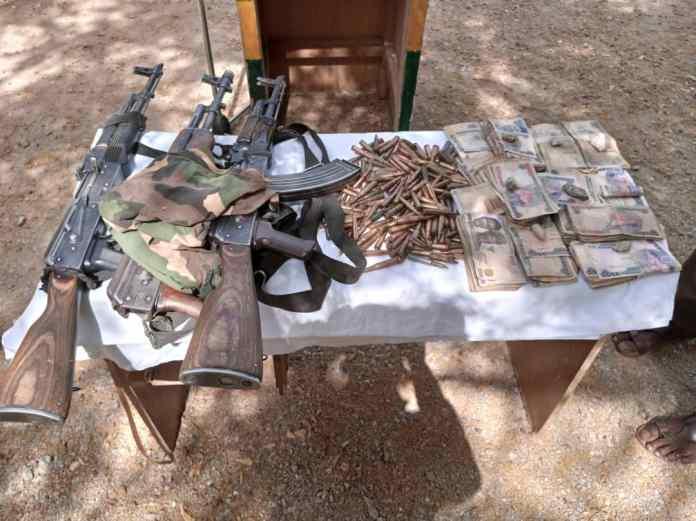 Katsina Police Command intensifies onslaught against recalcitrant bandits, others 3