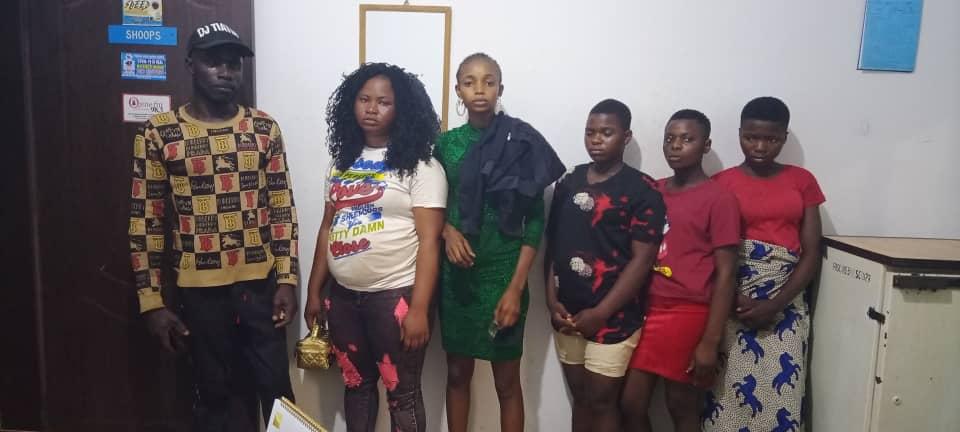 FRSC intercepts Human Trafficker in Anambra, recues 5 victims 5