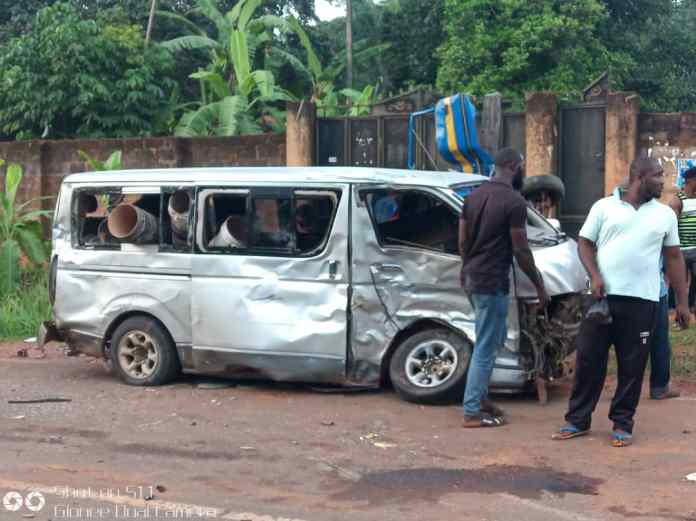 Man dies in Anambra road accident 1