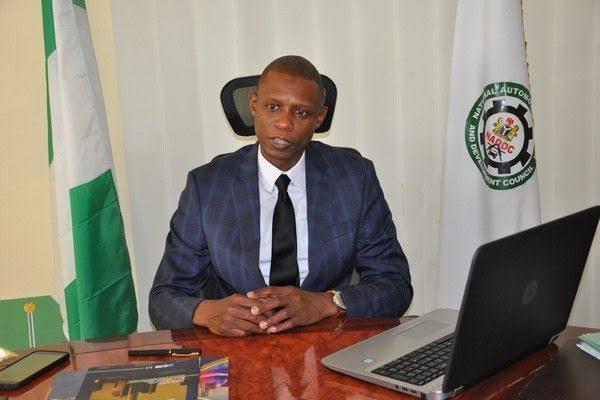 Jelani Aliyu reappointed Director-General NADDC 3