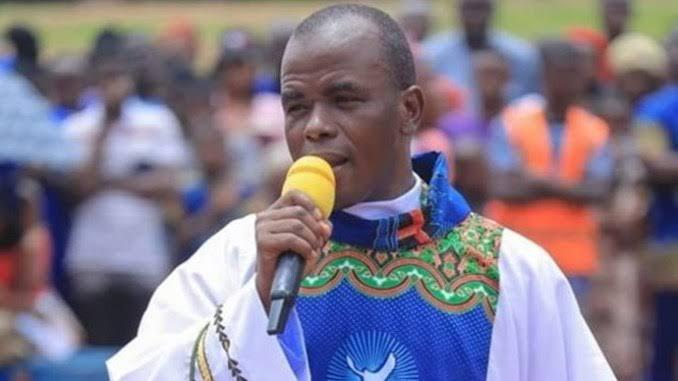 BREAKING: Tension in Enugu as Mbaka is reported missing 3