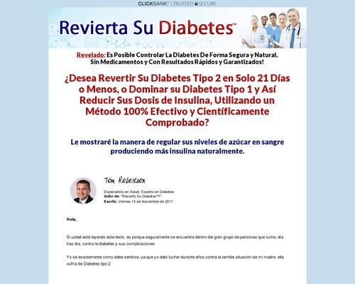 revertir la diabetes en 21 días