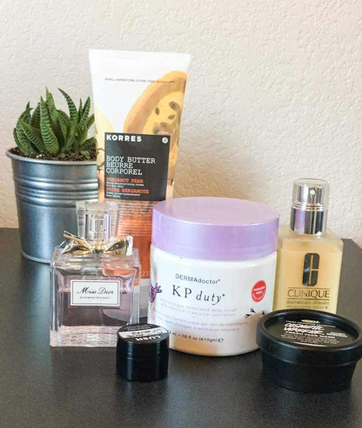 Fave Beauty Products