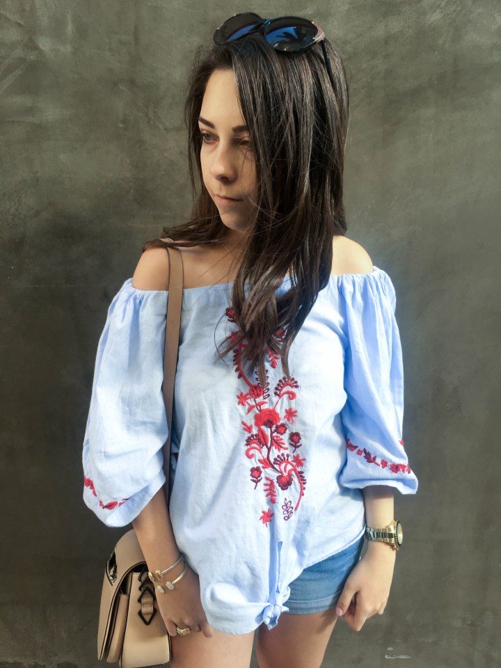 Trending: Embroidery