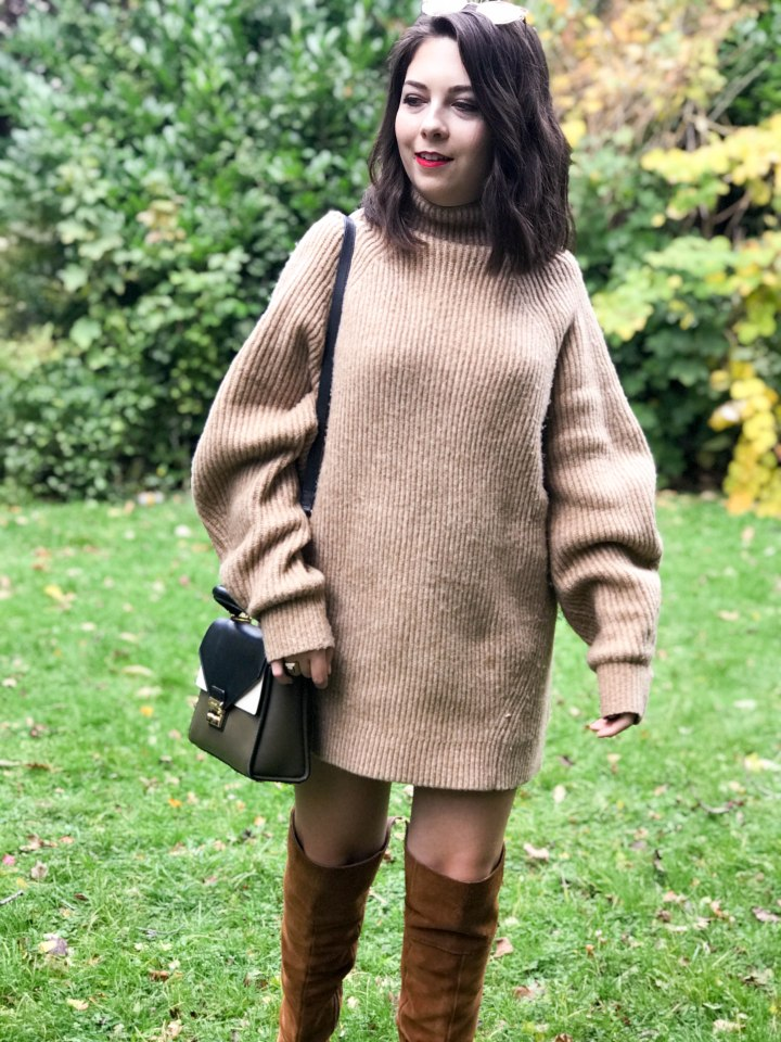 sweater dress 12