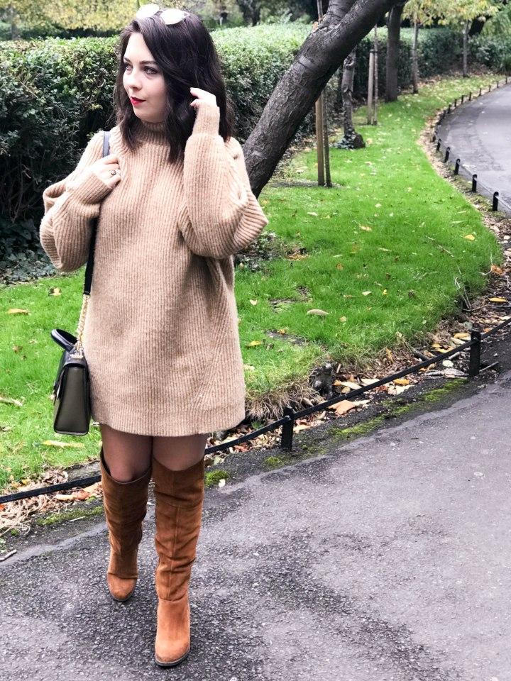 sweater dress 4