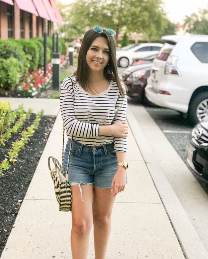 Striped Tee and Booties 3