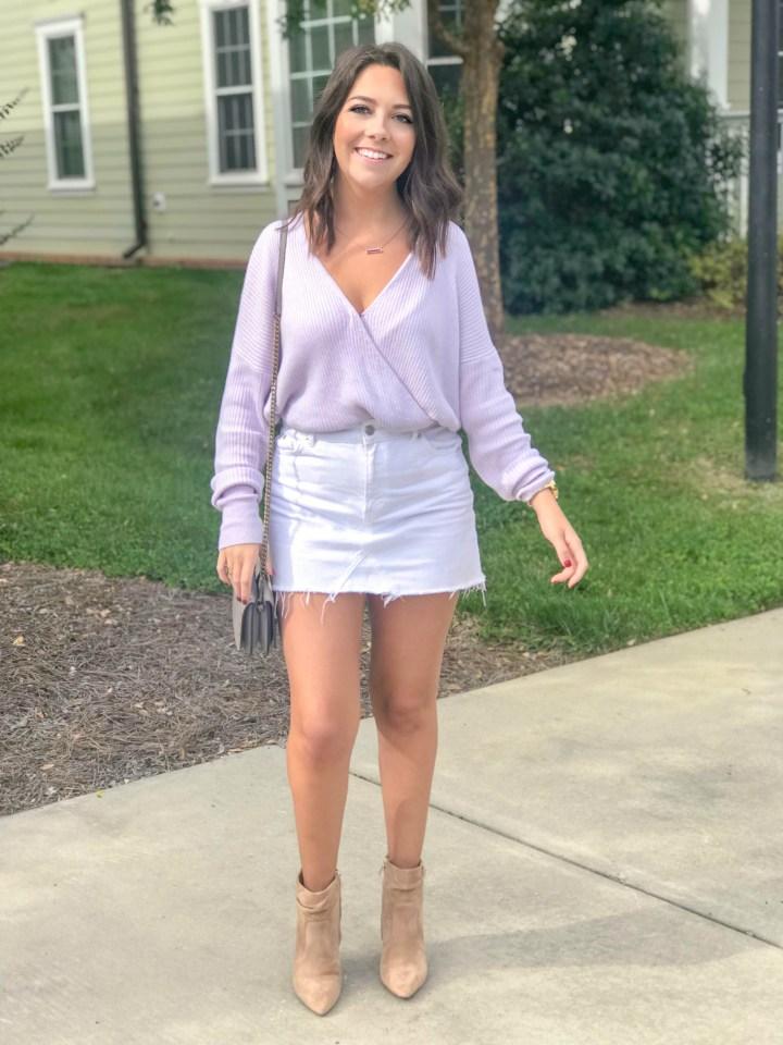 Lilac Sweater 2