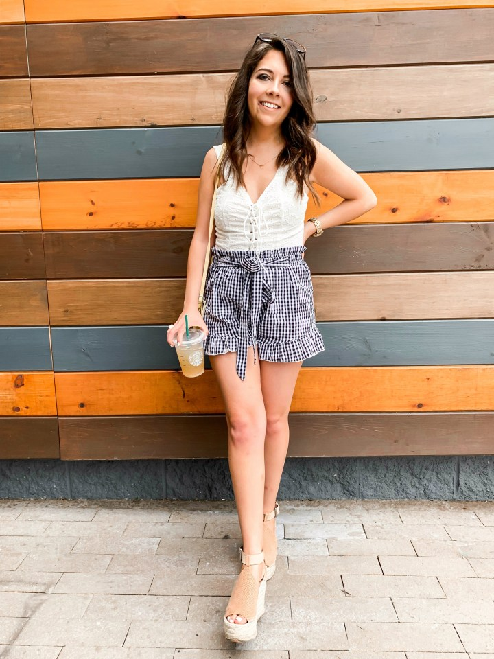 How to Style Summer Shorts Up and Down
