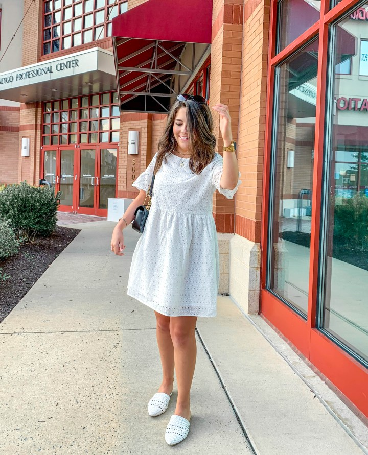 Babydoll Dresses: The Silhouette I'm Obsessed With This Summer