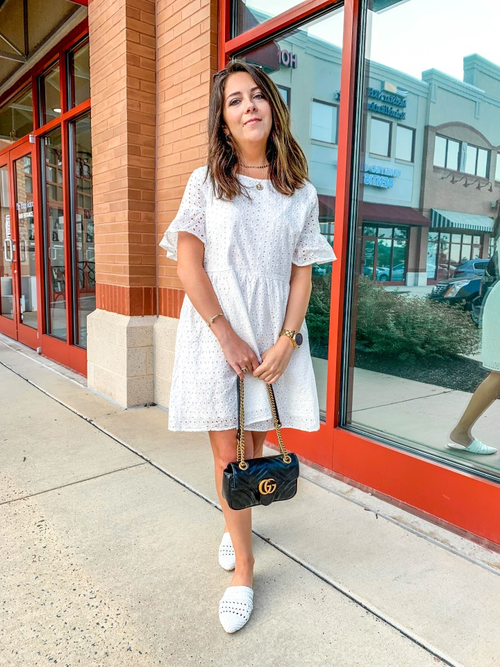 Babydoll Dresses- the Style I'm Obsessed with this summer 3