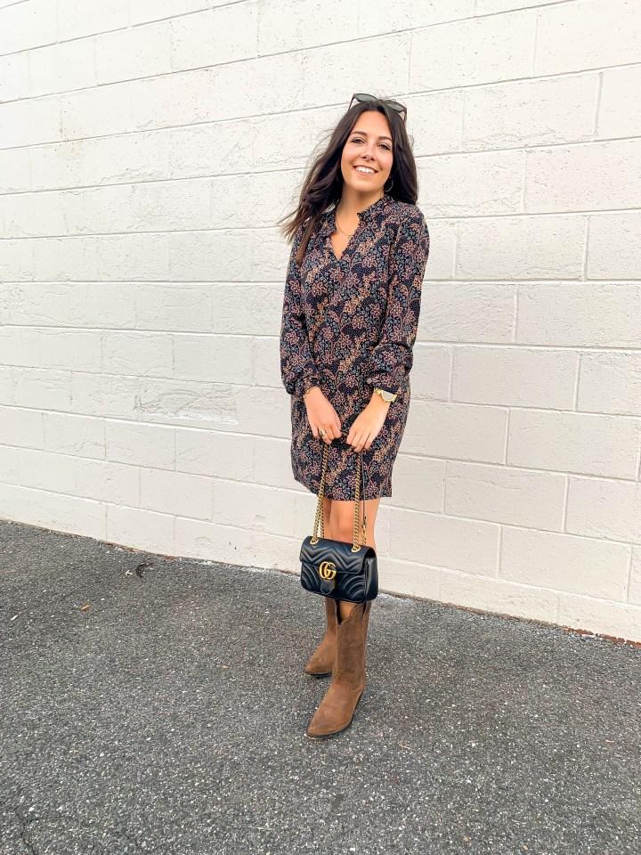 versatile fall dress 3