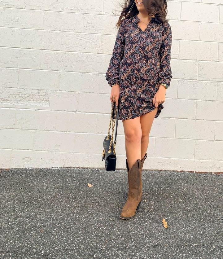 versatile fall dress 4
