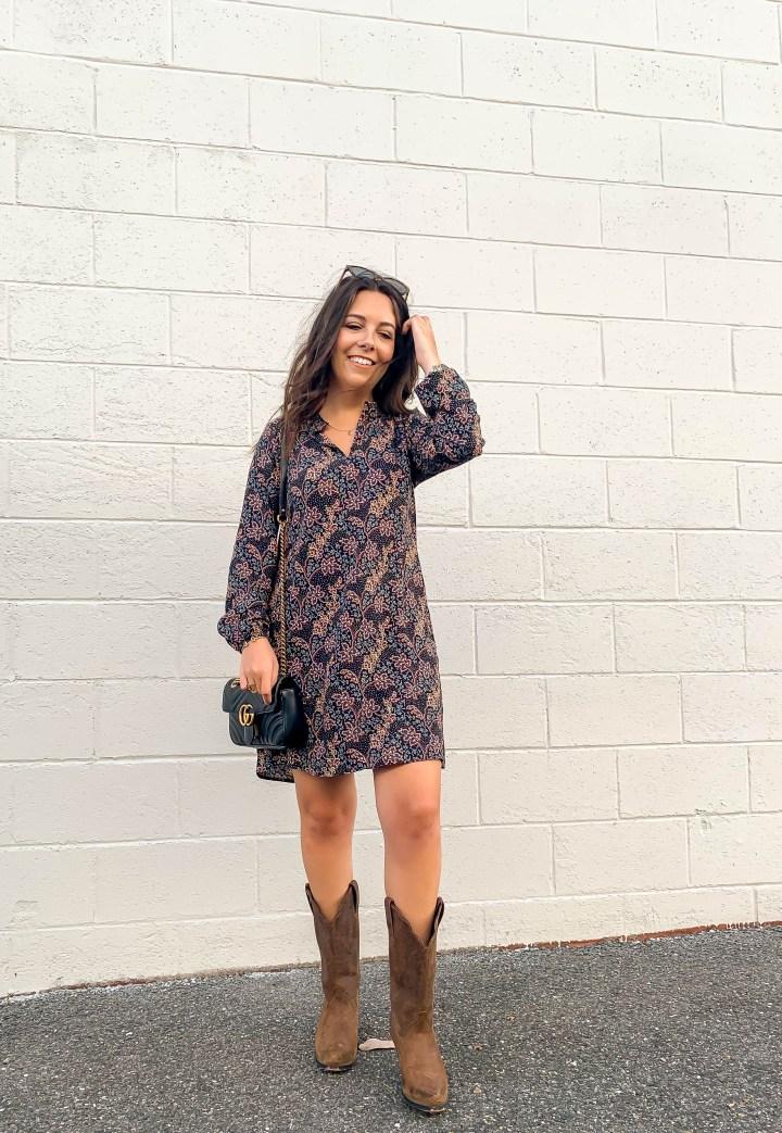 versatile fall dress 7