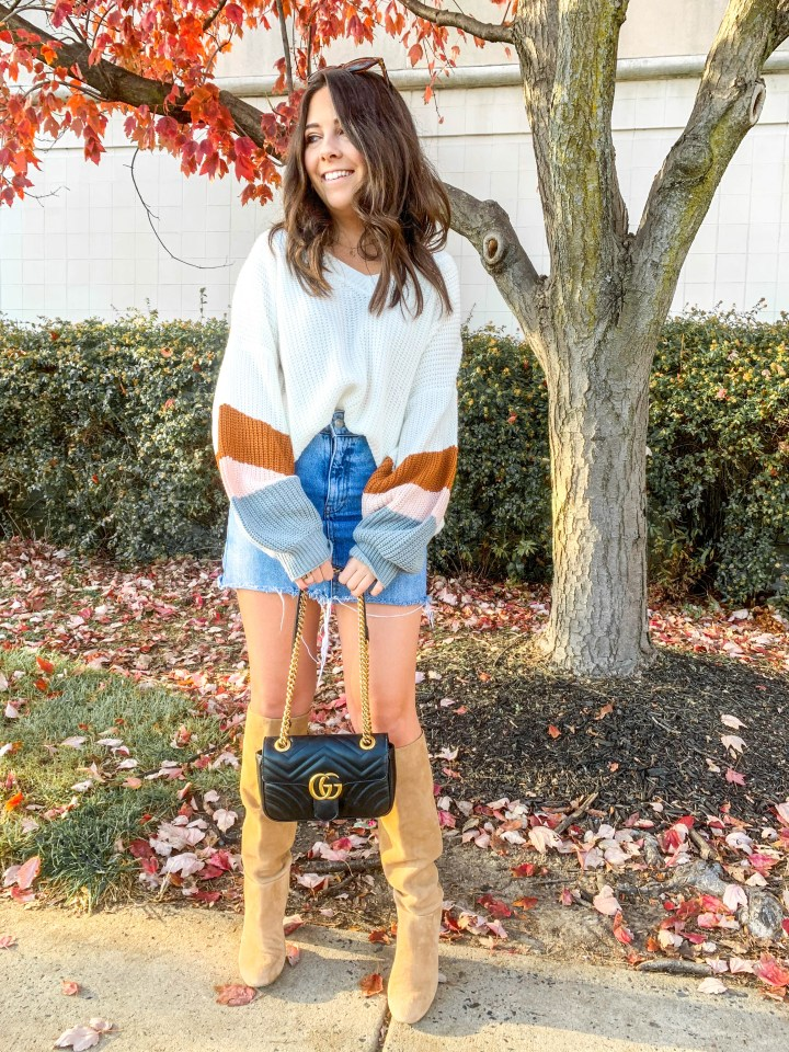 An Easy Fall Outfit + $1,000 Amazon Giveaway Reminder