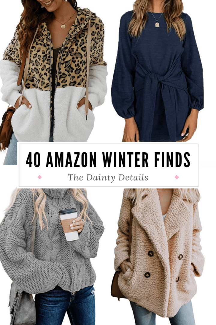 40 Amazon Winter Finds