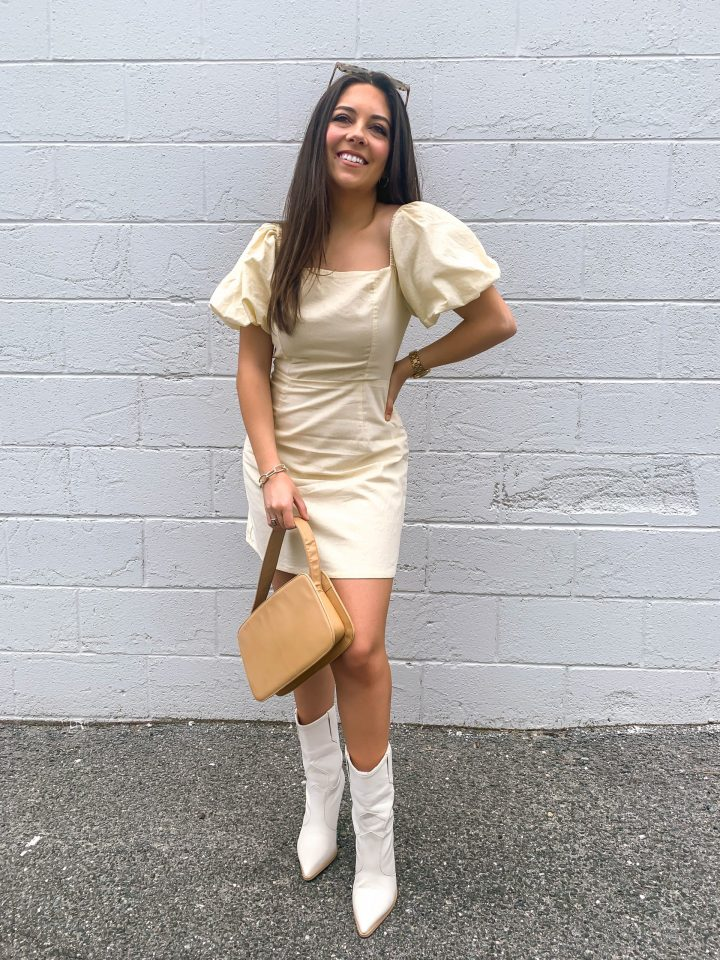 Day Dresses + Western Boots: Perfect Summer Combo
