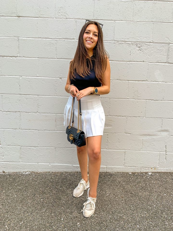 Tennis Skirts: The Newest Take on the Athleisure Trend