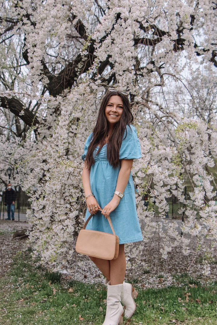 Why I Love Babydoll Dresses & How to Style Them for Spring