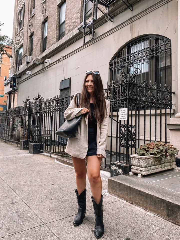 Four Boot Styles You Need to Try This Fall