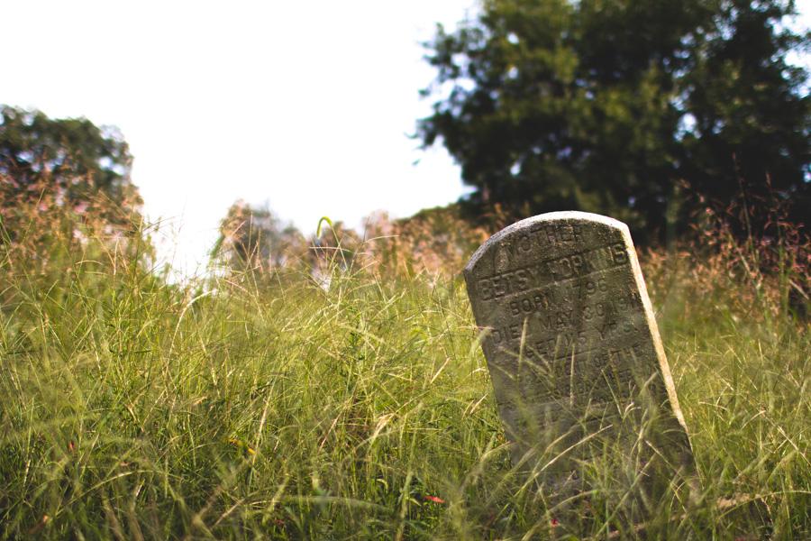 eastern cemetery, headstone, louisville, kentucky, graveyard, abandoned cemetery
