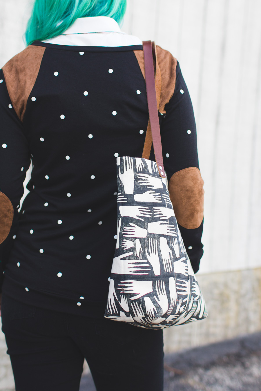moorea seal, tote bag, what I wore, outfit post, ohio fashion blog