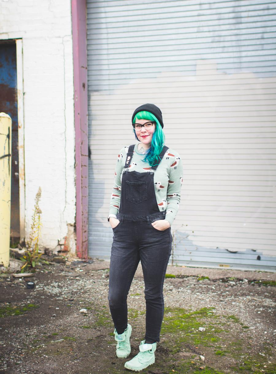 the dainty squid, kaylah doolan, ohio blog, cleveland, fashion blog