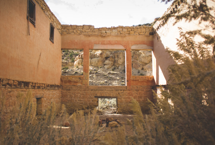 utah, ghost town, travel blog