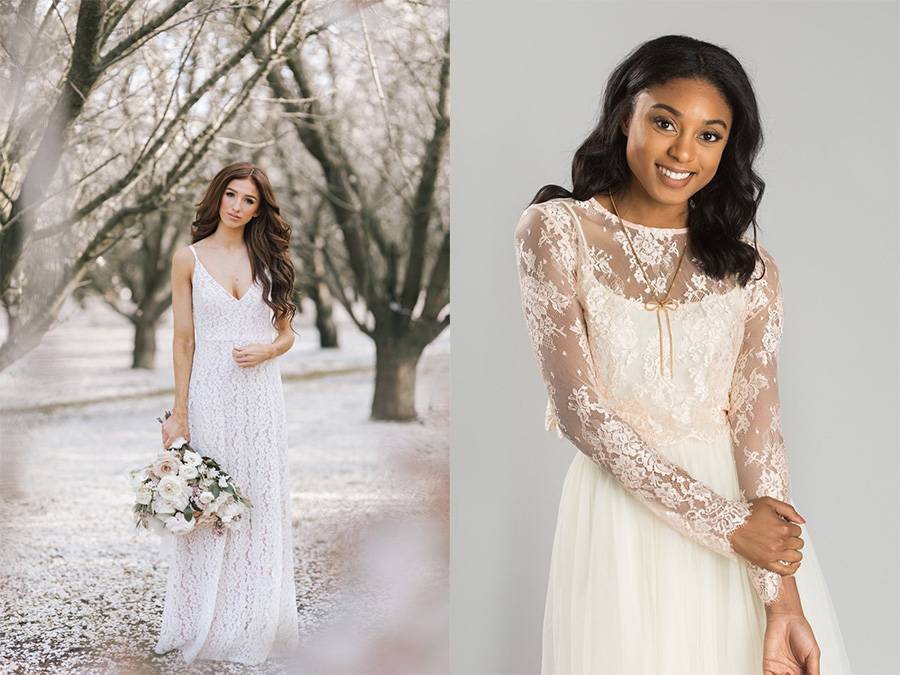 7+ websites to find affordable wedding dresses! - THE DAINTY SQUID