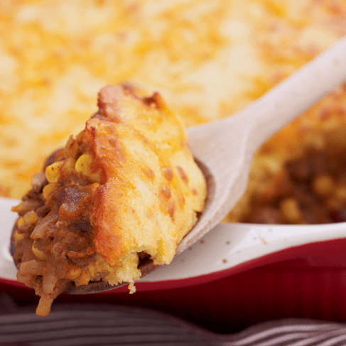 Southeast Dairy Association - tamale pie