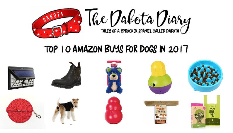 My top 10 Amazon dog buys of 2017