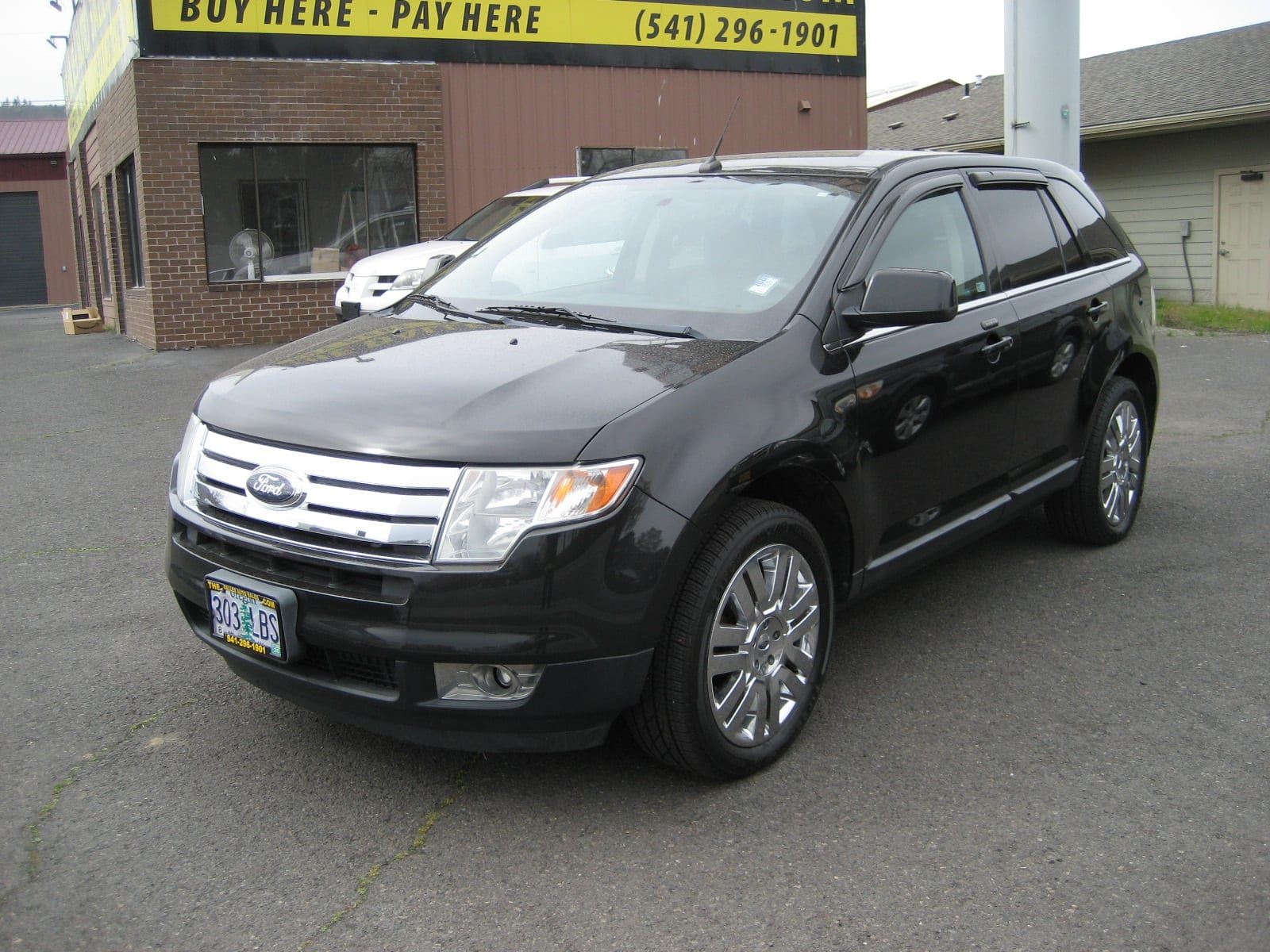 2010 FORD EDGE LIMITED EDITION AWD