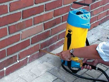 Injected Damp Proof Course