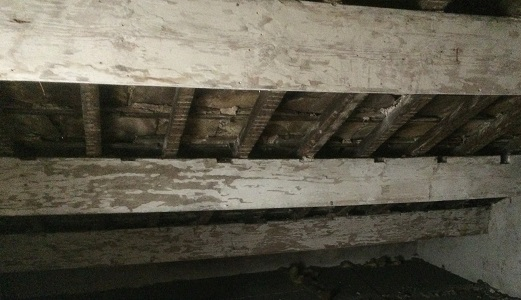 how to stop condensation in my attic