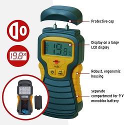 brennenstuhl damp proof meter