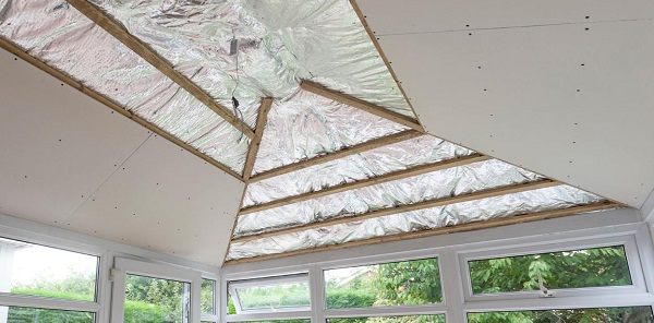 conservatory roof insulation cost